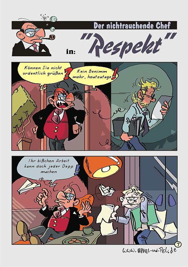 Der NRC in: Respekt